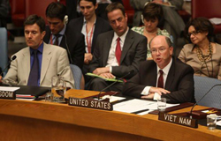 "Amb. Wolff, Deputy Permanent US Representative to the UN: Burkle Forum on ""The Obama Administration's New Approach to the United Nations"""
