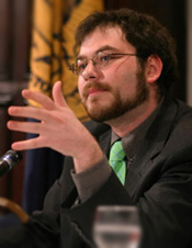 TODAY: Burkle Talk with Matthew Yglesias, Senior Editor at the Center for American Progress